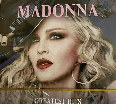 2CD Madonna – Greatest Hits 2CD (new & sealed)