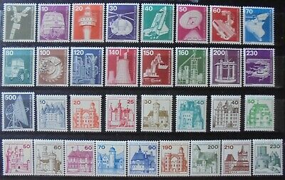 GERMANY (Berlin) 1979 Excellent Collection of 33 MNH
