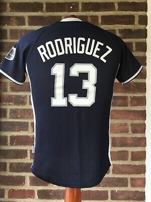 6faf4bd47b1 Majestic New York Yankees Alex Rodriguez 2008 All Star Game Jersey Youth  Size M
