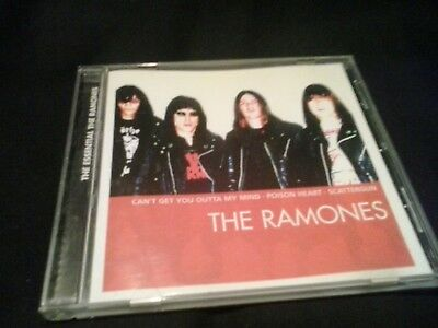 The Essential The Ramones Cd