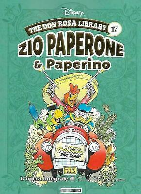 The Don Rosa Library 17 Zio Paperone E Paperino - Fumetto Panini Disney Italiano