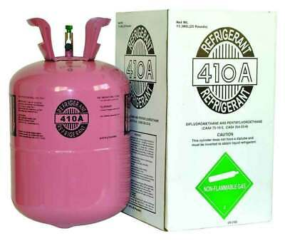 (4) R410a, R410a Refrigerant 25lb tank. New Factory Sealed (Made in USA)