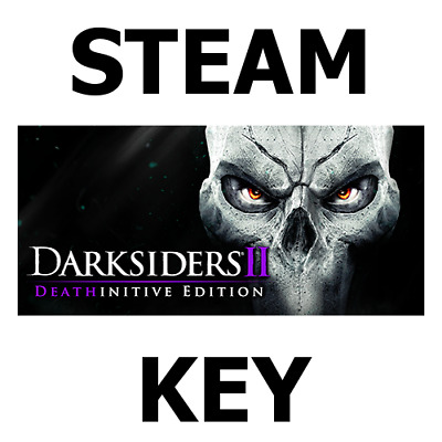Darksiders II 2 Deathinitive Edition [PC] Steam Download Key EU/DE