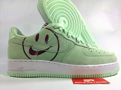 Details about NIKE AIR FORCE 1 LOW LV8 HAVE A NICE DAY FROSTED SPRUCE GREEN BERRY SZ 8 14