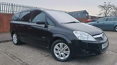 2010 Vauxhall Zafira 1.7 CDTi ecoFLEX 16v Elite 5dr - Heated Leather Seats