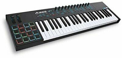NEW ALESIS Alesis / VI49 full size semi-weight 49-key MIDI keyboard AL-KBD-039