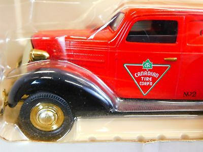 1937 Chevrolet Delivery Canadian Tire Corp - Liberty Classics 1:24 SCALE TRG-32