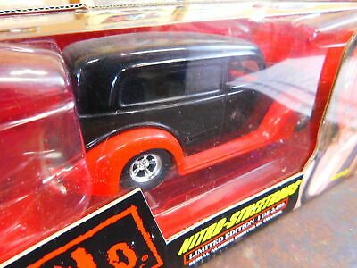 1937 Ford Delivery Street Rod - Sting Wcw Wrestling Nitro Die Cast 1:24 Trg-35
