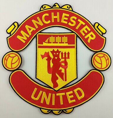 Manchester United Football Club Soccer Patch Badge