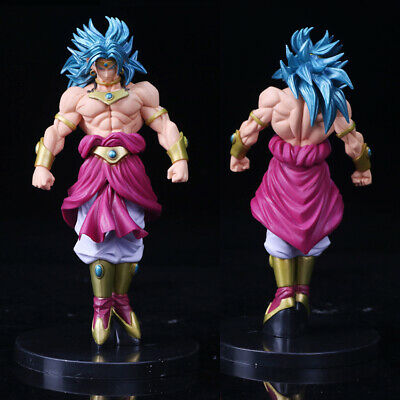 8.7/'/' Dragon Ball Dragonball Z Blue Super Saiyan Broly Broli Action Figure Toy