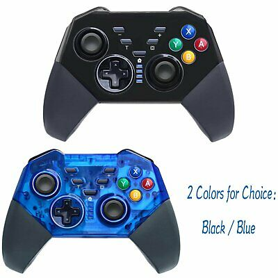 Bluetooth Wireless Pro Controller Gamepad Joypad Remote for Nintendo Switch / PC