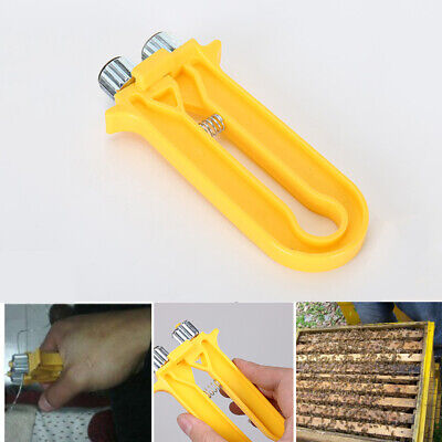 Beekeeping Bee Hive Frame Wire Cable Tensioner Crimper Crimping Tool UK