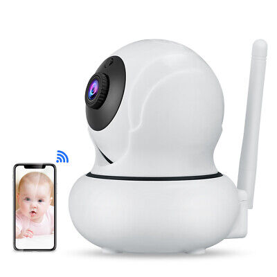 HD 1080P WIFI Security Automatic Tracking Camera IR Night Vision PTZ Camera