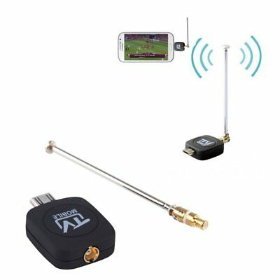 DVB-T Micro USB Tuner Mobile TV Receiver Stick For Android Tablet Pad Phone XTES