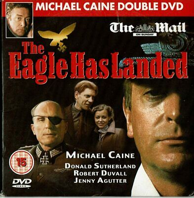 "War Movies ""  The Eagle Has Landed/The Fourth Protocol  "" Sellers Bargains"