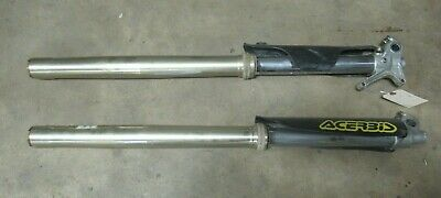 2006 YAMAHA YZ250F Forks Front Suspension YZ450F YZ250 YZ450 YZ 250