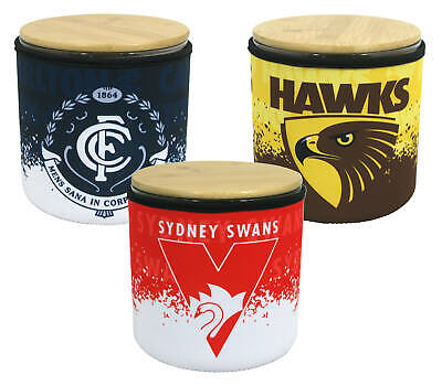 AFL Cookie Jar with Neoprene Sleeve