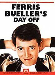 Ferris Buellers Day Off DVD
