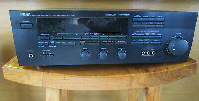 Yamaha RX V590 5.1 Channel 265 Watt Receiver from estate Tested and Working READ