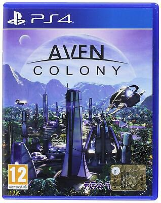 Aven Colony PlayStation 4 PS4
