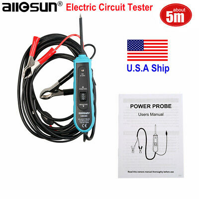 All-Sun EM285 Power Probe Car Electric Circuit Tester Automotive Ship from USA