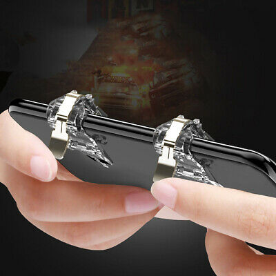 For PUBG Mobile Phone Shooter Controller Gamepad Gaming Button Handle Trigger