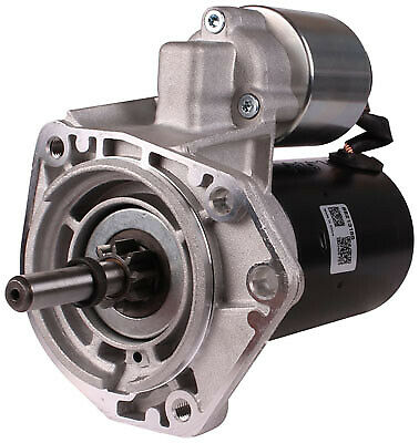 Powermax 88213165 Starter Motor 12V equiv LRS00891 for Seat Ibiza Vw Golf Polo