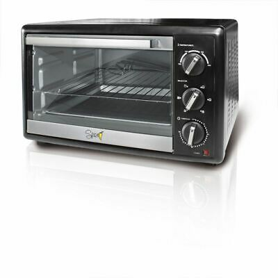 Spice Electric Oven Ventilated Habanero 31 Liters, 1500 watt