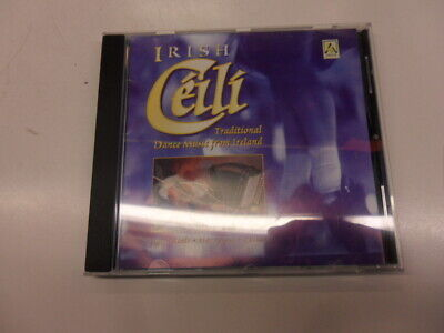 CD  Various  ‎– Irish Ceili Traditional Dance Music from Ireland