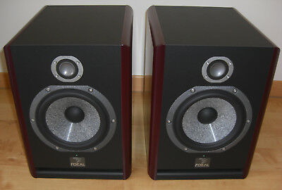 Focal Solo 6 Be Active Studio Monitor Speakers (Pair) - Like new!