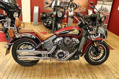 2017 Indian Scout. Excellent Condition, Low Miles, Lots Of Extras!