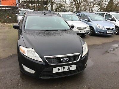 2008 Ford Mondeo Zetec Tdci 140 Diesel Five Door Hatchback