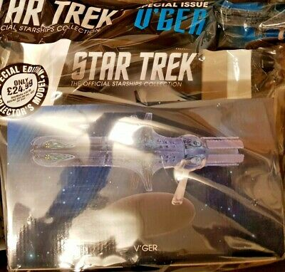 Star Trek = Official Starships Collection Special Issue = V'ger