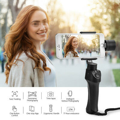 Freevision VILTA-m 3-Axis Handheld Brushless Gimbal Stabilizer for Smart Phones
