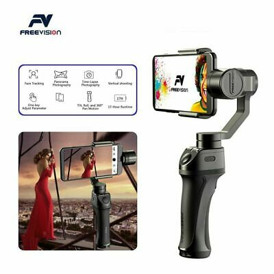 Freevision VILTA-m 3-Axis Handheld Gimbal Stabilizer for Phones & Action Cameras