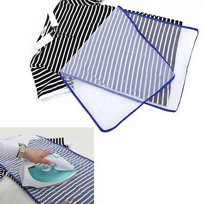 Ironing insulation pad clothes protector cover iron board laundry ironing mat WG