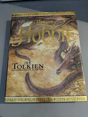 J.R.R. Tolkien - The Hobbit - Illustrated by Alan Lee