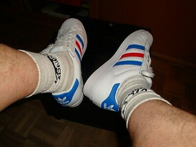 ADIDAS SUPERSTAR USED Sneakers Taille 46 Occasion US 11,5 UK 11 #2