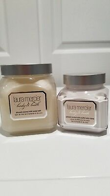 Laura Mercier Body & Bath Almondcoconut Milk Honey Bath & Almond Coconut Milk Se