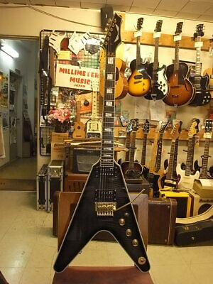 DEAN: Electric Guitar DCR 11 V Six Floyd TBK USED