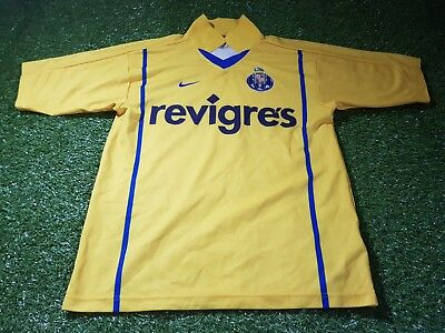 fc porto portugal football soccer small mans rare vintage nike away jersey