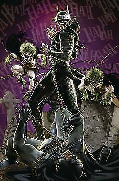 Batman Who Laughs #4 (Of 6) Kaare Andrews Variant Ed (10/04/2019)