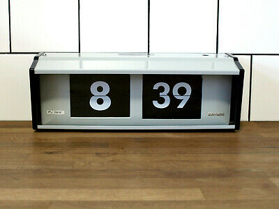 wall clock Pragotron - DIGITAL FLIP CLOCK - factory - IPJ0612 - BOX + MANUAL