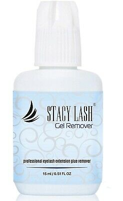 a16ef5a682f Stacy Lash GEL REMOVER for Eyelash Extension Glue 15 ml/Fast Lash Adhesive  time