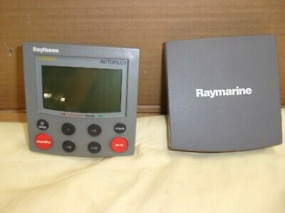 Raytheon st6000+ autopilot display