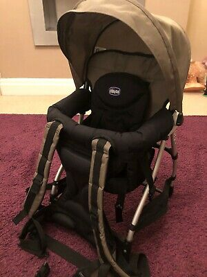 30b5e277879 CHICCO CADDY BACKPACK Toddler Baby carrier - £9.50