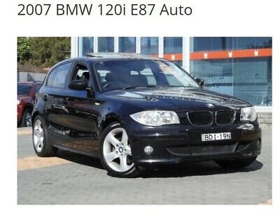BMW 120i 2007 Hatchback
