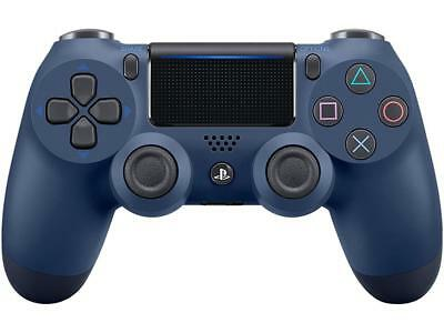 DualShock 4 Wireless Controller Midnight Blue for PlayStation 4 PS4 Brand NEW