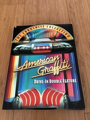 American Graffiti Drive-In Double Feature DVD + 20% off additional DVD purchase