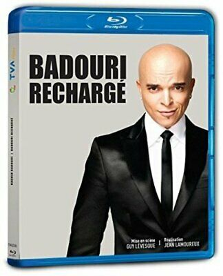 Rachid Badouri – Badouri Rechargé [Blu-ray] New and Factory Sealed!!
